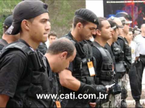 9º SWAT - Veja como foi o evento com o BOPE ea SWAT