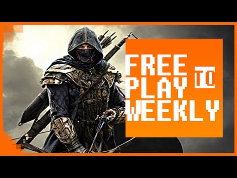 Free To Play Weekly: Will The Elder Scrolls Online Go F2P In 2015?!?  (Ep 151)