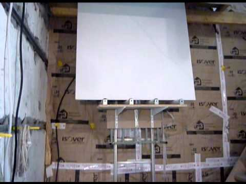 monte plaques ba13 youtube. Black Bedroom Furniture Sets. Home Design Ideas