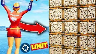 The KILL LIMIT in PLAYGROUND 2.0 - Fortnite Battle Royale