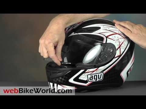 AGV K4 EVO HelmetSee http://www.webbikeworld.com/r2/motorcycle-helmet