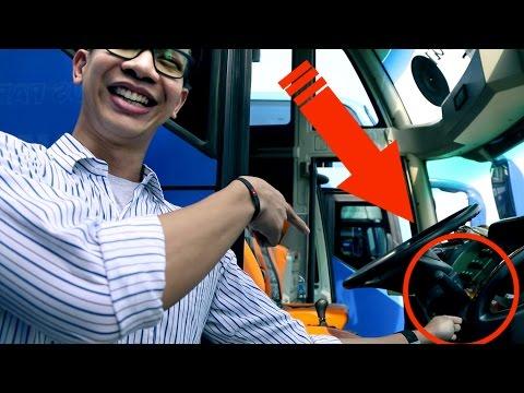 Nyobain Sendiri Pencet Bel Telolet! Telolet Bus Challenge, Om Telolet Om.