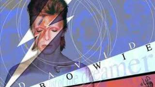 Watch David Bowie Hallo Spaceboy video