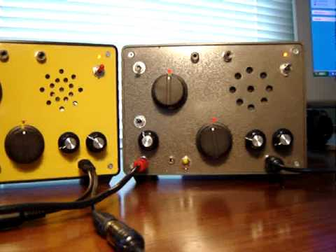 HAM RADIO 20m RECEIVER KIT