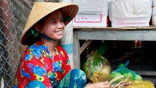 Du lịch khám phá thị xã Ngã Năm || Nga Nam Town Discovery || Vietnam Discovery Travel
