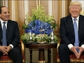 On Trip, Trump's Body Language Speaks Volumes