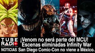 Tube Radio: Joker, RoboCop, DragonBall, Venom, Shazam, Predator, Black Widow, Mortal Kombat