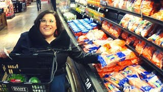 Grocery Shopping in a Wheelchair