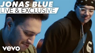 Jonas Blue - Mama - ft William Singe Live - Stripped Vevo UK LIFT