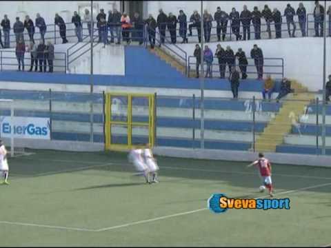 MANFREDONIA-APRICENA 0-1 la sintesi di Telesveva