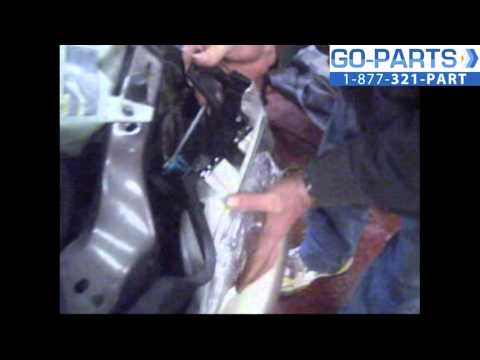 Replace 1999-2005 Pontiac Montana Headlight / Bulb, How to Change Install 2000 2001 2002 2003 2004
