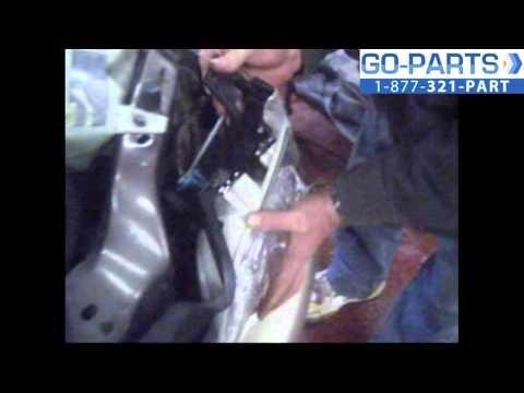 Replace 1999-2005 Pontiac Montana Headlight / Bulb, How to Change Install 2000 2001 2002 2003 2004