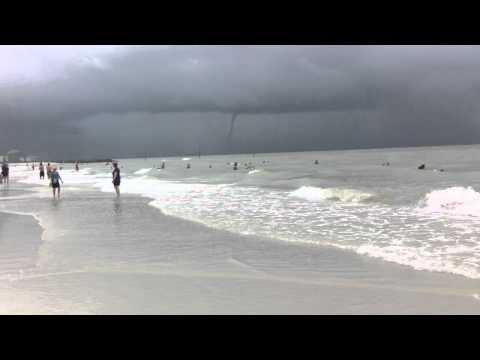 Tornado in Clearwater - Florida