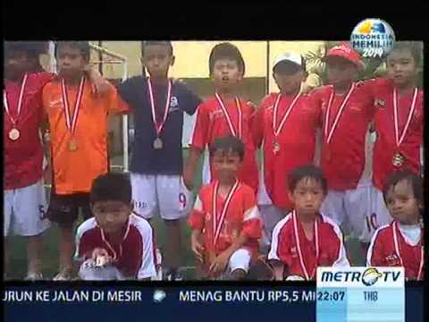 iProud - Tristan Alif Naufal: Little Messi from Indonesia 1/2