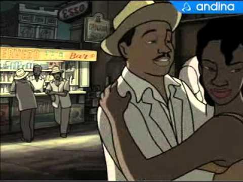 Chico y Rita una película romantica animada