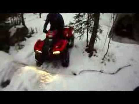2014 Honda FourTrax Foreman 500