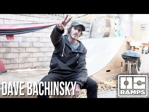 Dave Bachinsky and the OC Ramps skate team