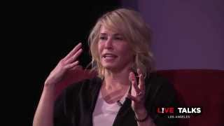 Chelsea Handler In Conversation With Gwyneth Paltrow At Live Talks Los Angeles