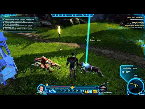 Primeiras Impressões de Star Wars: The Old Republic