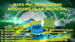 Senandung MARS PMII versi 5 Bahasa (plus Lagu Perjuangan PMII Pergerakan Mahasiswa Islam Indonesia))