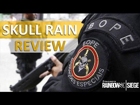 [ENGLISH] RAINBOW SIX SIEGE - DLC Brazil - Weapons Stats, Operators Armor, Speed and gadgets