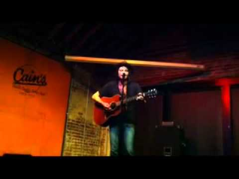 TJ McFarland performs Just a Flame / live in Tulsa 9.14.2010