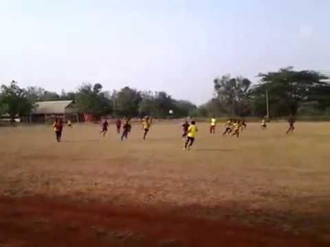 FC Dortmund Academy Ghana U14 3 vrs 1 Volta heroes U14
