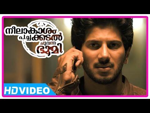 Neelakasham Pachakadal Chuvanna Bhoomi | Malayalam Movie | Dulquer Salmaan | Bullet Ride | 1080p Hd video