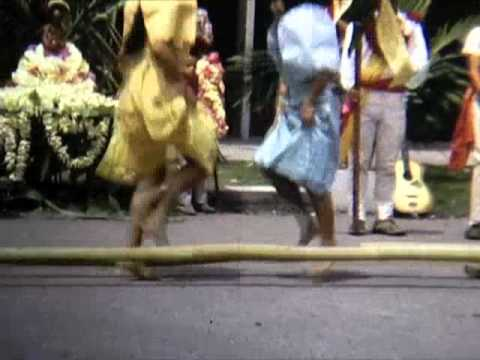 Saint Anthony School, Kailua, scenes from 1964-67: raw footage