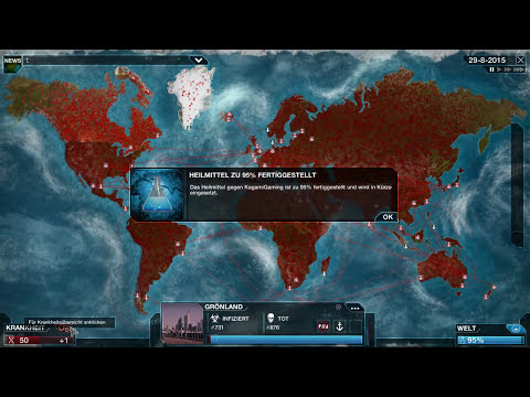 Lets Play Plague Inc Evolved: Mega Brutal, Keine Gene, Bakterie, try 7