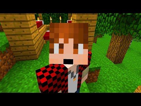 Minecraft: NOOB PARKOUR! w/Bajan Canadian