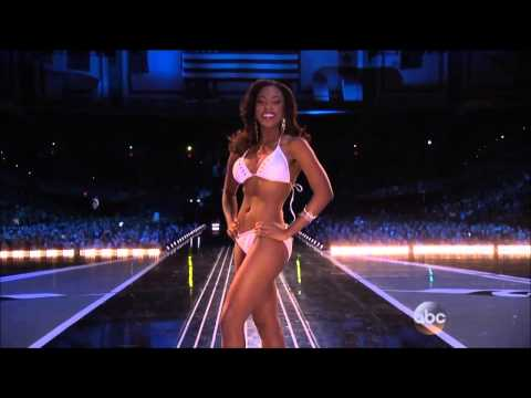 Miss America 2014 swimsuit competition