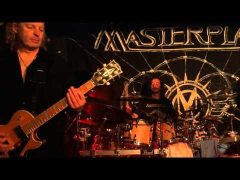 Masterplan - Back For My Life live in Montevideo - Uruguay 20/10/2015