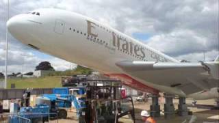 Emirates Airlines tribute