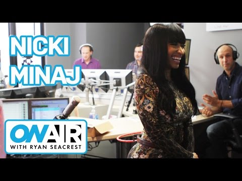 Nicki Minaj Plays Booty Ball | On Air with Ryan Seacrest