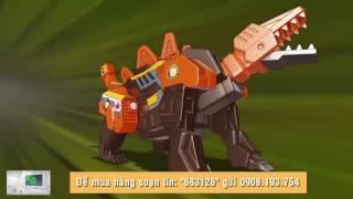 Chiến Xa Thần Thú - Khủng Long Hỏa Chiến - 683126 - 299K