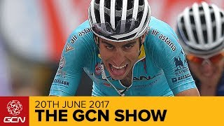 Searching For The World's Toughest Climb | The GCN Show Ep. 232