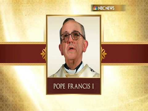 NBC News Special Report - Election of the Pope 2013 - We have a New Pope! 13.03.2013 (Part 5)