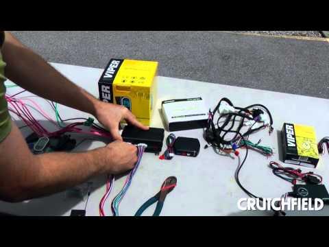 Installing a Viper Remote Start System   Crutchfield Video