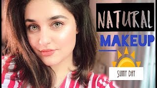 Beginner Makeup for School, College, University, Office | Learning Basic Easy Natural Makeup