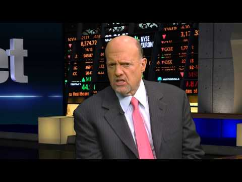 Cramer - 'I'd Buy Citigroup'