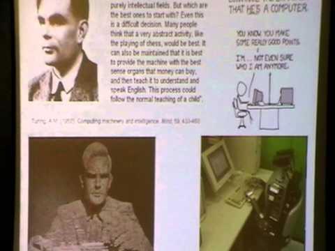The Future of Ideas on Machine Intelligence - Anders Sandberg [UKH+] (1/2)