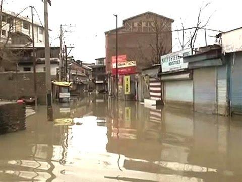 Flood alert in Kashmir, 6 bodies found after landslides triggered by rain