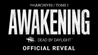 Dead by Daylight | The Archives Reveal