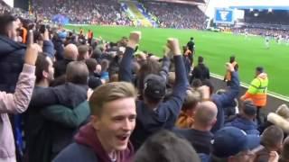 Birmingham fans v Aston Villa | Davo's Diary
