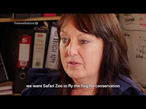 Safai Zoo: Flying the flag for Conservation