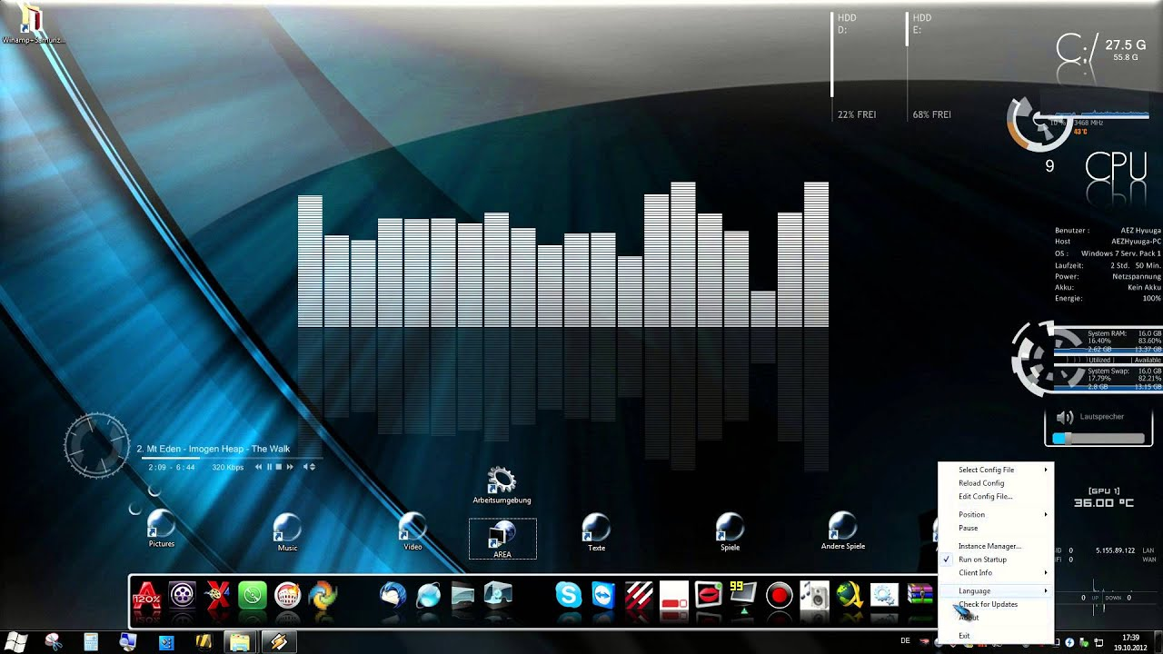 engine live wallpaper for pc