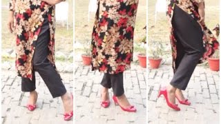 How to make Straight Pant | Sewing Part | anjalee sharma