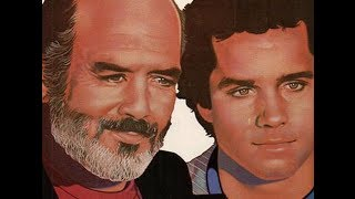 TRAPPER JOHN MD: Pernell Roberts & Gregory Harrison, A Great Team