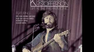 Watch Kris Kristofferson Rainbow Road video